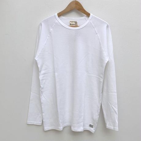 【メンズ】kepani[ケパニ] ラフィストレッチフライス ロングスリーブTシャツ  [KP9902MS]