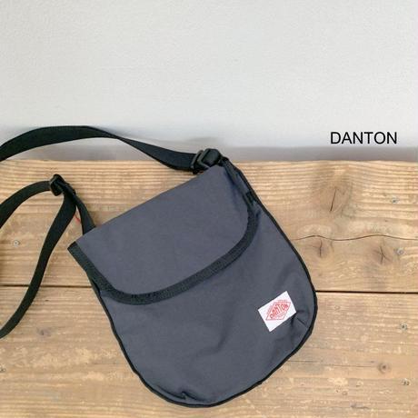 DANTON(ダントン)ナイロンショルダーポーチ JD-7160COR