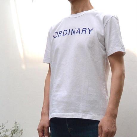 【メンズ】SEIRYU & Co(セイリュー) 19/-度詰め天竺 半袖 Tシャツ「ORDINARY」 SR1703MEN