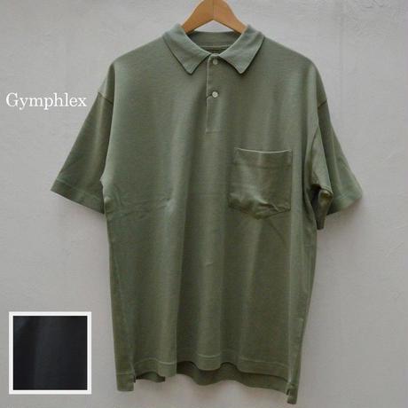 """【メンズ】Gymphlex(ジムフレックス)""""コーマ インターロック ポロシャツ J-1272"""