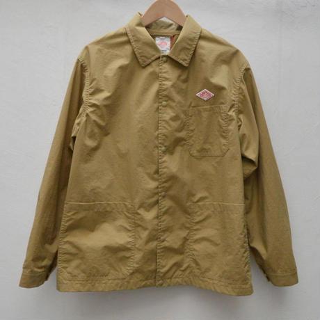 【メンズ】DANTON(ダントン)ナイロンタフタ カバーオールジャケット  JD-8882NTF