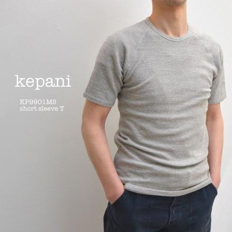 【メンズ】kepani[ケパニ] ラフィストレッチフライス ショートスリーブ Tシャツ   [KP9901MS]