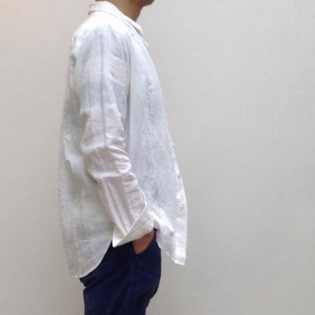 【メンズ】SEIRYU & Co(セイリュー) オーセンティックリネンシャツ SR1503