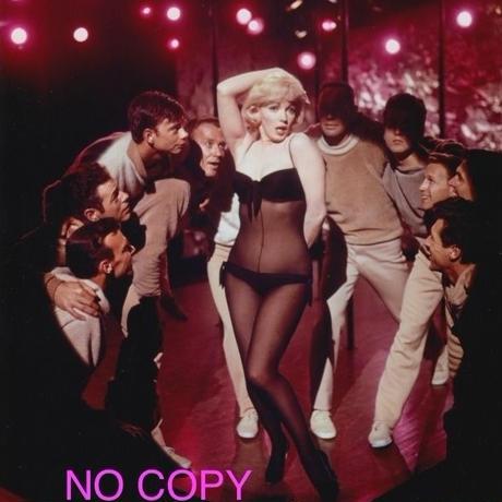 大きな写真「恋をしましょう 」マリリン・モンロー