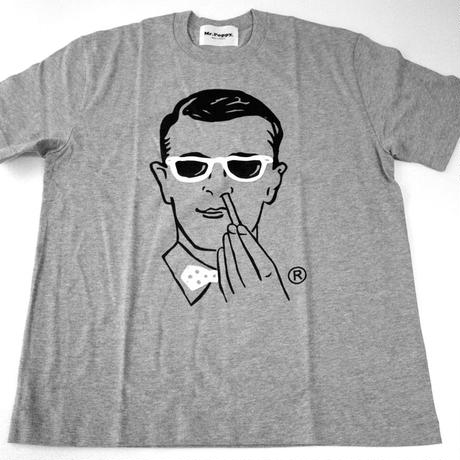 Mr.Poppy T-Shirts MADE in TOKYO GRY/BK /WH