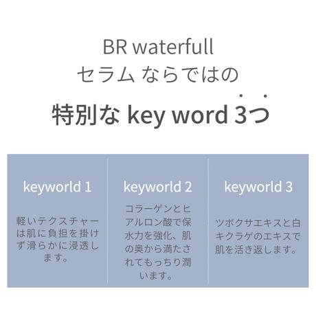 BR waterfullセラム 40ml