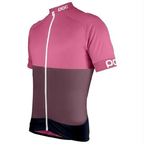 POC Mens Fondo Classic Jersey  (Sulfate Multi Pink) サイクルジャージ メンズ[並行輸入品]