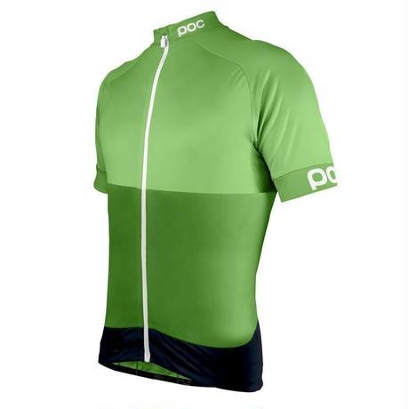 POC Mens Fondo Classic Jersey (Pyrite Multi Green) サイクルジャージ メンズ【並行輸入品】