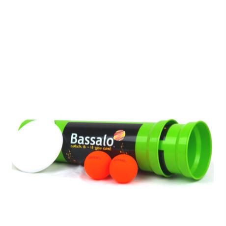 バッサロ!緑1個(カップ×2個:ボール2個:遊び方説明書×1)