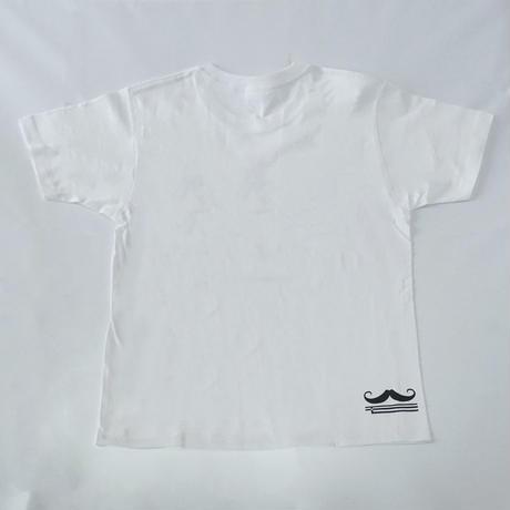 シュルレアリスムTシャツ/ホワイト