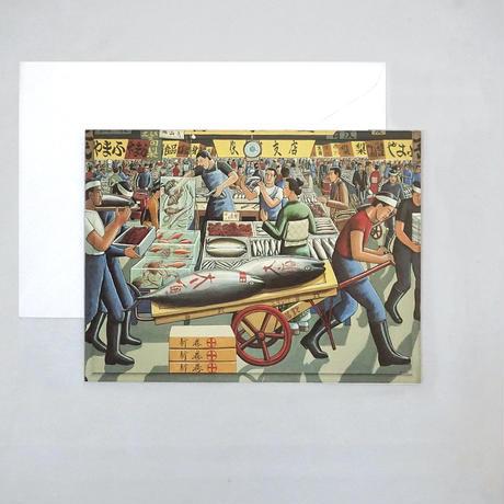 グリーディングカード/PJクルック《築地》