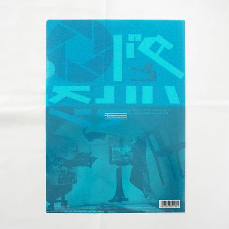 A4クリアファイル/ダリとハルスマン
