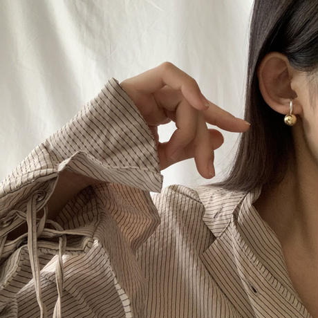 2way ball ear cuff