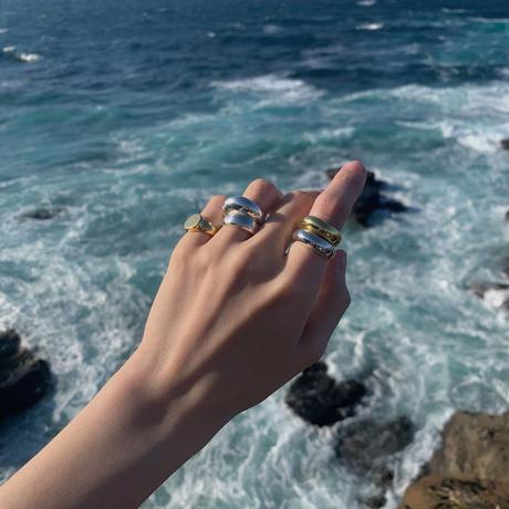 bodhi ring -silver-