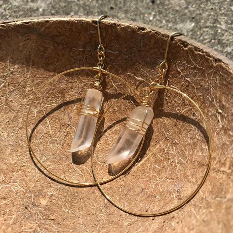 106 crystal hoops