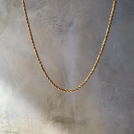 rope chain choker