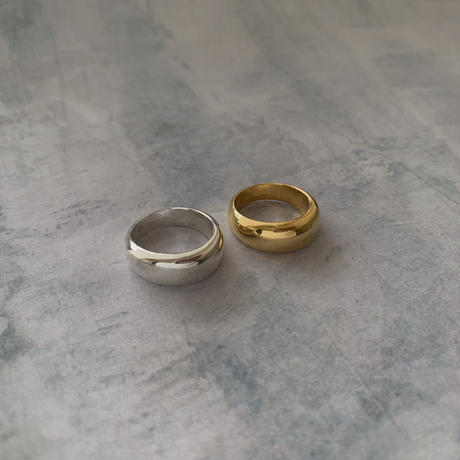 bodhi ring -gold-