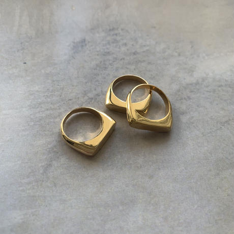 darsha ring -gold-