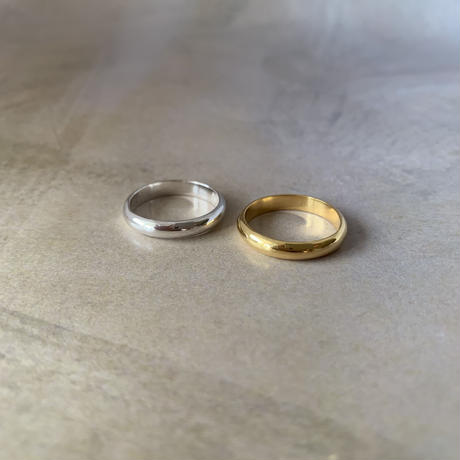 elementary ring -silver-
