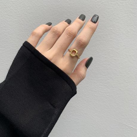 iki ring -gold-