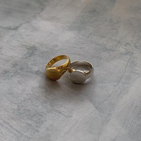 agni ring -silver-