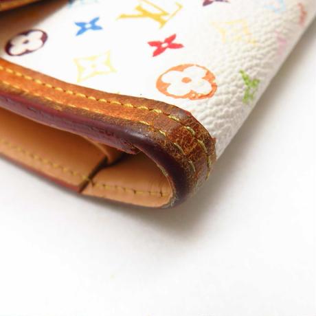 LOUISVUITTON/ルイヴィトン モノグラムマルチカラー ポルトフォイユ インターナショナル 三つ折り長財布 M92659