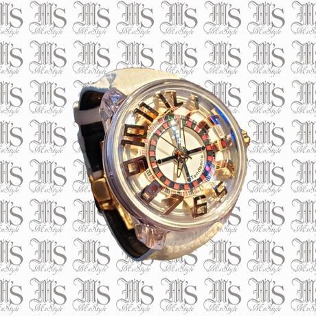 [国内正規品] 送料無料!Tendence/テンデンス 腕時計 キングドーム 50mm メンズ TY023003