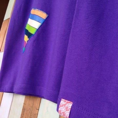 FAKE POCKET TEE ボーダー