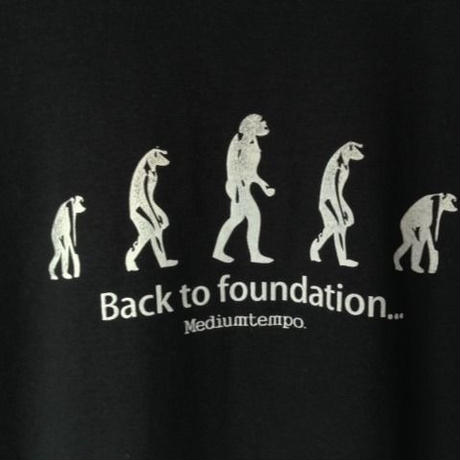 Back to foundation TEE