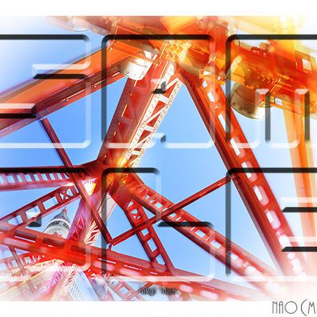 東京タワー ≪風景・フォトアート≫