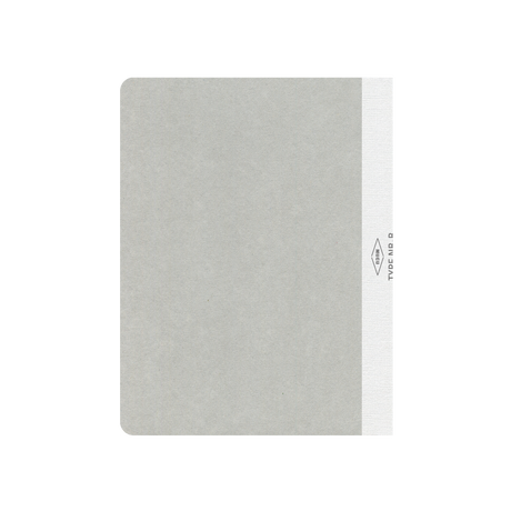 BLANK NOTE GRAY-M