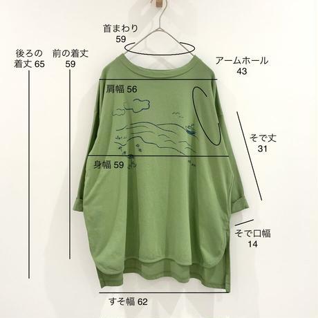 pas à pas オリジナルプリントTシャツ