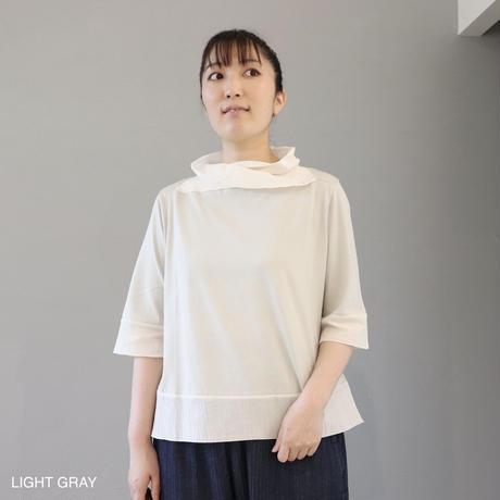 ひらっとえりの、カットソー【New colorが仲間入り!】
