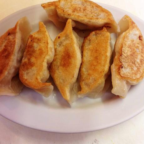 冷凍ニラ餃子