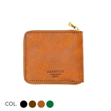 ZIPPER(M)WALLET/B02-0008
