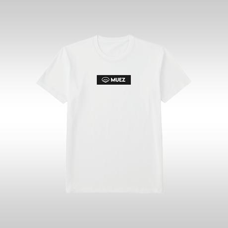 MUEZ ボックスロゴTシャツ