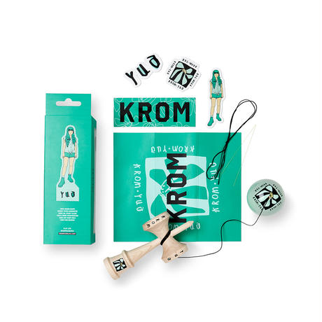 KROM SIGNATURE MODEL - YUA / ユアモデル