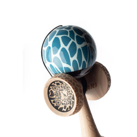 "SWEETS KENDAMAS -  REED STARK ""クッション塗装""  SEA SAFARI Cushion"