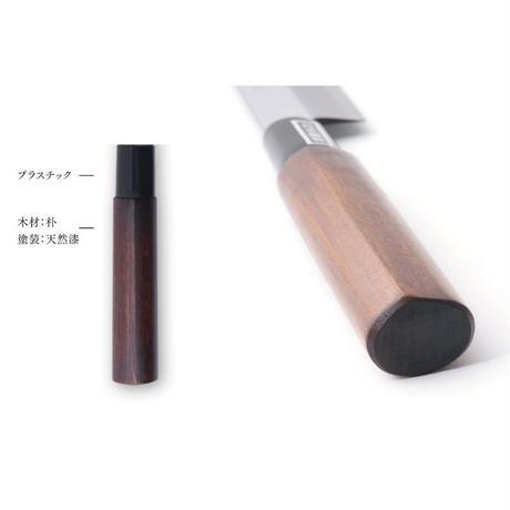 柳刃包丁 漆柄 (小)  刃長180mm