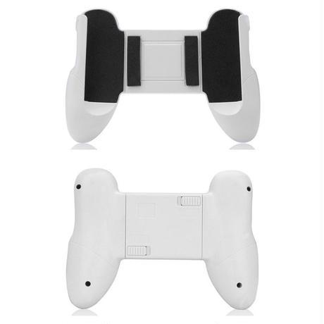 第五人格 アイデンティティー5(identity V) スマホ iphone android ゲームコントローラーグリップ ホワイト