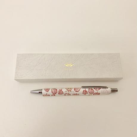 Yukio Watanabe 『りんご』|レザーボールペン