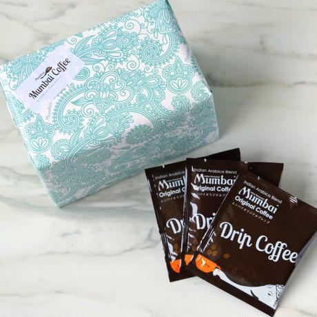 ムンバイドリップコーヒーギフトボックス(20個)【送料込】