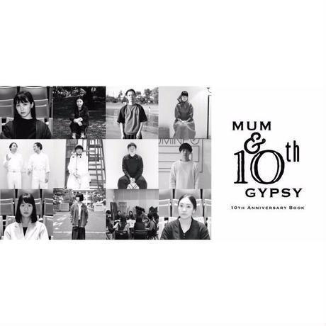MUM & GYPSY 10th ANNIVERSARY BOOK