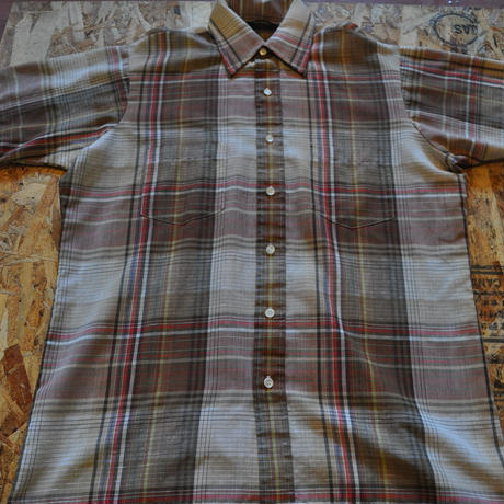 Hargrave Check S/S Shirts
