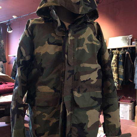 Military camo jaket
