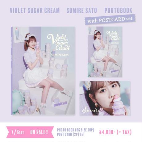 Violet Sugar Cream  PHOTOBOOK【ポストカード付き特別盤】