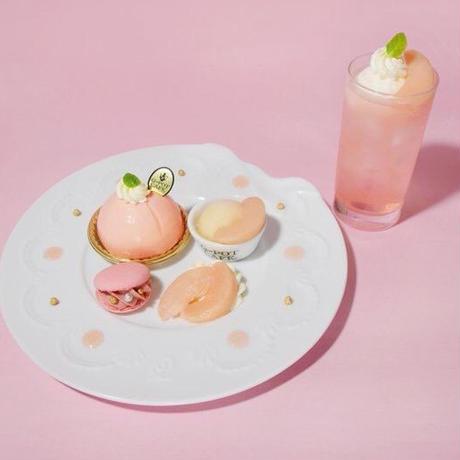 【一般販売】Sumire's  SUMMER TEA PARTY〜peach side〜(女性限定)