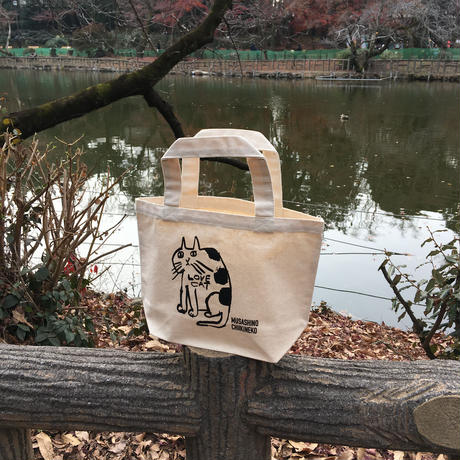 LOVE CAT★コットンランチバッグ