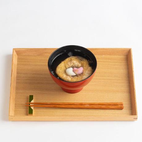 蛤志るこ(小豆) 1個
