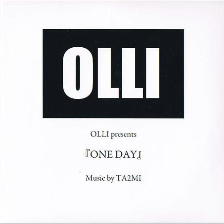 TA2MI / ONEDAY (ALBUM) 【CD】